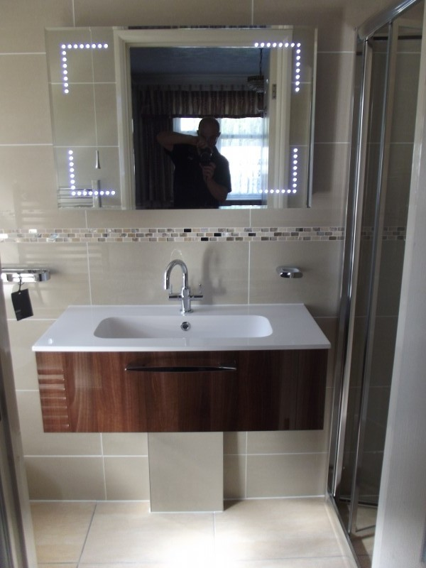 Benfleet Bathroom Installation Essex Bathrooms