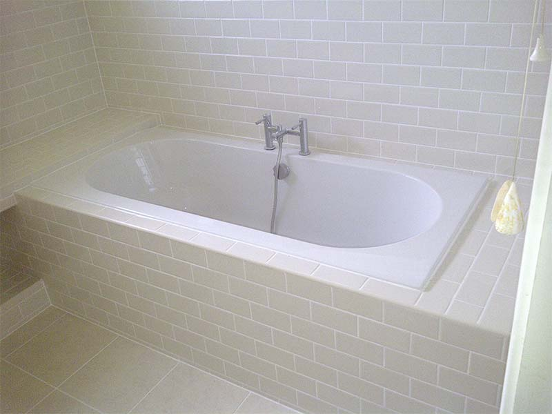 Our services include bathroom installations - Bath Installation And Fitting In Essex